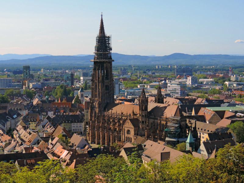 Freiburger Muenster