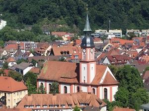 800x600 stiftskirche st. margarethen  stadt waldkirch