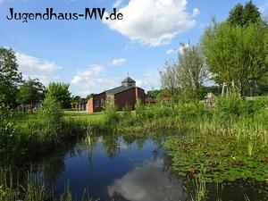 Teichpanorama foto jugendhaus