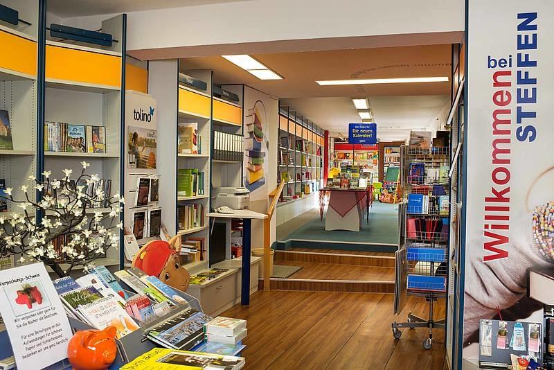 Buchhandlung steffen1