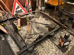 S14 gleisarbeiten